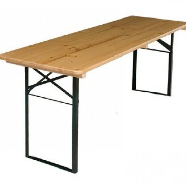 Tafel 50cm huren bij marktkraamverhuur tafel 50 cm verhuur for Verhuur tafels