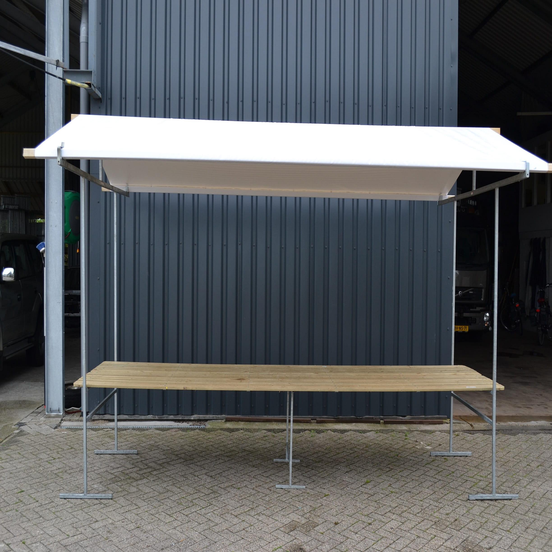 marktkraam 4 meter huren marktkraamverhuur utrecht. Black Bedroom Furniture Sets. Home Design Ideas